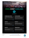GREEN EVENT GUIDELINES  LIVE EARTH