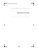 Open Source Licensing