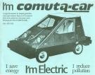 I'M COMUTA-CAR: I'M ELECTRIC