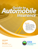 GUIDE TO AUTOMOBILE INSURANCE