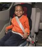 EVIDENCE THAT SEAT BELTS ARE AS EFFECTIVE AS CHILD SAFETY SEATS IN PREVENTING DEATH FOR CHILDREN AGED TWO AND UP
