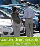 Resource-Rich Provinces Will Continue To Drive Sales Gains In Canada