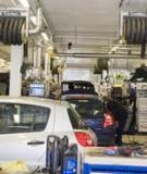 Safety in motor vehicle repair
