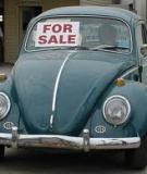 Guidance for second-hand car  dealers