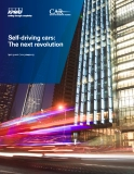Self-driving cars:   The next revolution