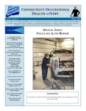 CONNECTICUT OCCUPATIONAL   HEALTH e-NEWS - SPECIAL ISSUE:  FOCUS ON AUTO REPAIR