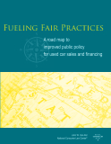 Fueling Fair Practices - A road map to improved public policy for used car sales and financing