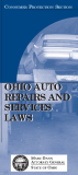 OHIO AUTO REPAIRS AND SERVICES LAWS