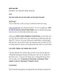 Lập trình ADO tren Visual 6.0