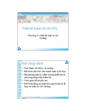 Thiết kế mạch số dùng HDL-Thiết kế luận lý với Verilog