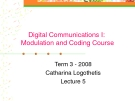Digital Communication I: Modulation and Coding Course-Lecture 5
