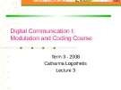 Digital Communication I: Modulation and Coding Course-Lecture 3