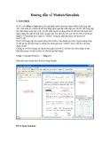 Hướng dẫn về Matlab/Simulink