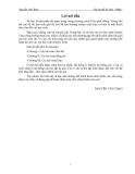 Chuyên đề số học phần 1