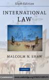 INTERNATIONAL LAW Sixth edition