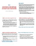 Bài 3: cho vay đầu tư bất động sản với lãi suất có thể điều chỉnh và khoản thanh toán khả biến - Giảng viên Phan Thị Thu Hương