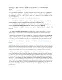 Những quy định mới trong  Quyết định số 1111/2011/QD-BHXH