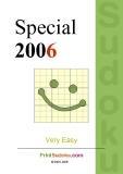 trò chơi ô số   Sudoku special  2006 phần 2