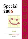 trò chơi ô số   Sudoku special  2006 phần 6