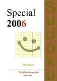 trò chơi ô số   Sudoku special  2006 phần 3