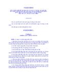 NGHỊ ĐỊNH SỐ 130/2005/NĐ-CP