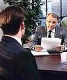 10 điều không nên nói trong cuộc phỏng vấn xin việc