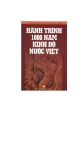 Hành trình tham quan 1000 năm kinh đô nước Việt