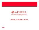 Giới thiệu về Firewall - Trung tâm đào tạo quản trị và an ninh mạng ATHENA