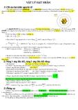 Chuyên đề LTĐH: Vật lý hạt nhân