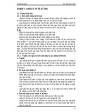 CHƯƠNG 5: CHỨNG TỪ VÀ SỔ KẾ TOÁN - Th.s Nguyễn Chí Hiếu