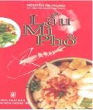 Ebook Lẩu, mì, phở - Nguyễn Thị Phụng