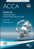 ACCA Paper F6