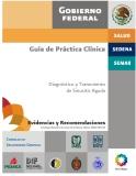 DIAGNOSTICO Y TRATAMIENTO DE SINUSITIS AGUDA
