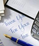 5 sai lầm khi viết thư cám ơn sau cuộc phỏng vấn