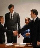 Bí quyết chọn cộng sự khởi nghiệp làm ăn
