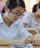 Đề thi thử Đại học môn Hóa năm 2013 - Trường THPT chuyên Nguyễn Huệ (Mã đề 132)