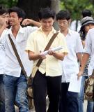 Đề thi thử Đai học môn Anh 2013 - Trường THPT Phan Đình Phùng (Mã đề 423)