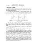 Chương 2 : Lý thuyết  bảo vệ dòng điện cực đại