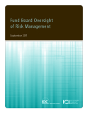 Fund Board Oversight  of Risk Management 2011