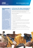 In this issue: Fair value measurement of  financial assets and financial liabilities