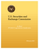 U.S. Securities and   Exchange Commission FY 2012 Congressional Justification  In Brief