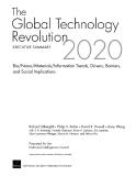 The Global Technology Revolution 2020