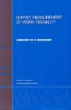 SURVEY MEASUREMENT OF WORK DISABILITY