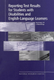Reporting Test Results for Students with Disabilities and English-Language Learners
