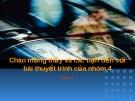 Bài thuyết trình: Tình hình lạm phát ở Việt Nam