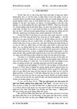 """ĐỀ ÁN MÔN HỌC PHÁP LUẬT KINH DOANH VIỆT NAM : ĐỀ TÀI """"THỦ TỤC GIẢI QUYẾT YÊU CẦU TUYÊN BỐ PHÁ SẢN DOANH NGHIỆP THEO PHÁP LUẬT VIỆT NAM"""""""