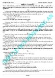 Ôn tập sinh học 11-NC - PHẦN LÝ THUYỀT