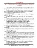 Bài 1 : CHỨNG MINH MỘT SỐ KHÔNG PHẢI LÀ SỐ CHÍNH PHƯƠNG