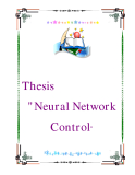 "Thesis ""Neural Network Control"""