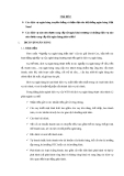 Chủ đề 2 :Các dịch vụ ngân hàng truyền thống và hiện đại của hệ thống ngân hàng Việt Nam